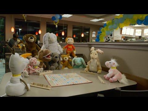 A Restaurant Sleepover… for Stuffed Animals