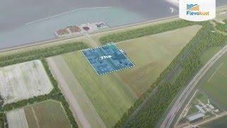 Provincie Flevoland - Flevokust Haven bedrijfsanimatie