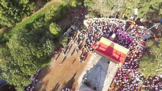 Waghjai Devi Yatra 2016, Mouje Parmale, taluka-district Satara.