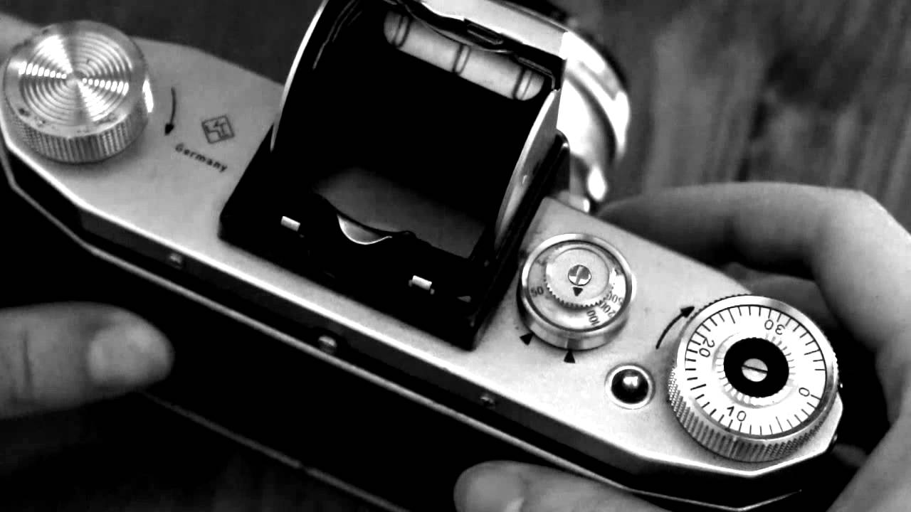Vintage cameras praktica fx 2 1956 youtube