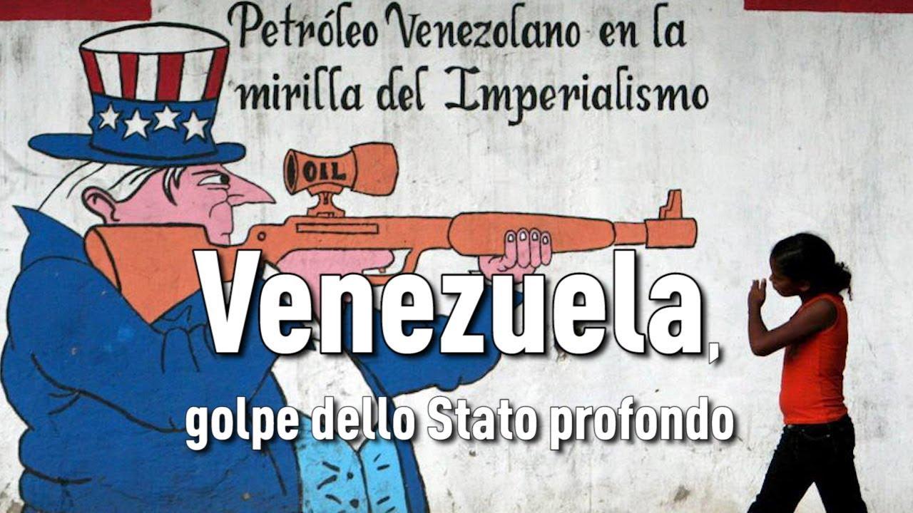 L'Arte della Guerra - Venezuela, golpe dello Stato profondo (IT/FR/PT/RO/SP)