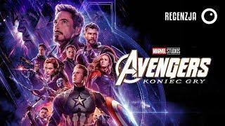 Avengers: Endgame / Koniec gry - Recenzja BEZ SPOILERÓW #474