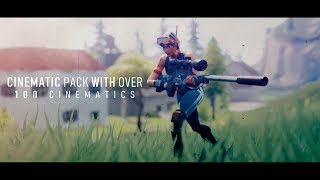 Fortnite Cinematic Pack: 100+ Cinematics (FREE Download)