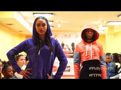 Philadelphia TEEN Fashion Week (Season 2) PROMO USE ONLY