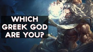 Which Greek God Are You? | Fun Tests