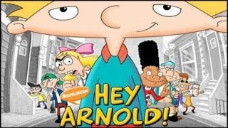 Hey Arnold! Hey Arnold Episode! Hey Arnold Characters! Voice Actors Revealed!