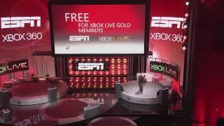 Xbox LIVE - ESPN comes to Xbox LIVE