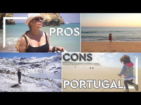 PROS and CONS of Living In Portugal 🌊 INTERVIEW 🌲