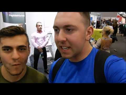 AUS FITNESS SHOW WEEKEND -  MELBOURNE 2017