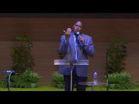 19 Nov 2016 2nd night 'Building Altars of Transformation All over Singapore' by Dr. John Mulinde
