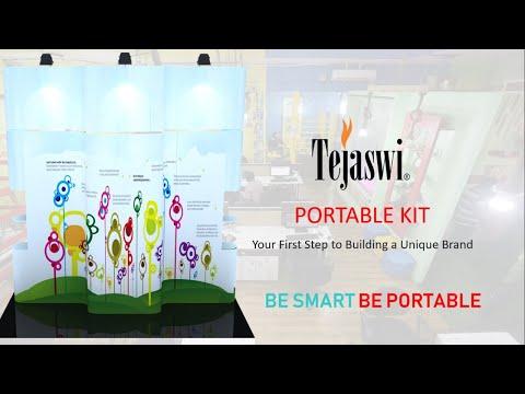 Portable Kit- Market Your Exhibitions, Events, Seminars, Conferences, Dealer Meet, Award Function