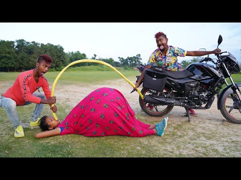 Must Watch New Funny Video 2021 Top New Comedy Video 2021 Try To Not Laugh Episode 192 @MY FAMILY