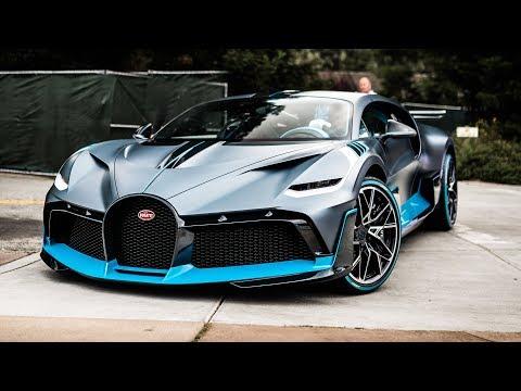 $5.8 MILLION Bugatti Divo FIRST DRIVING FOOTAGE!!