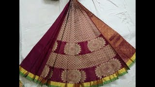 Kanchi Kuppadam Silk Saree With Blouse Designs    Latest Kuppadam Pattu Saree