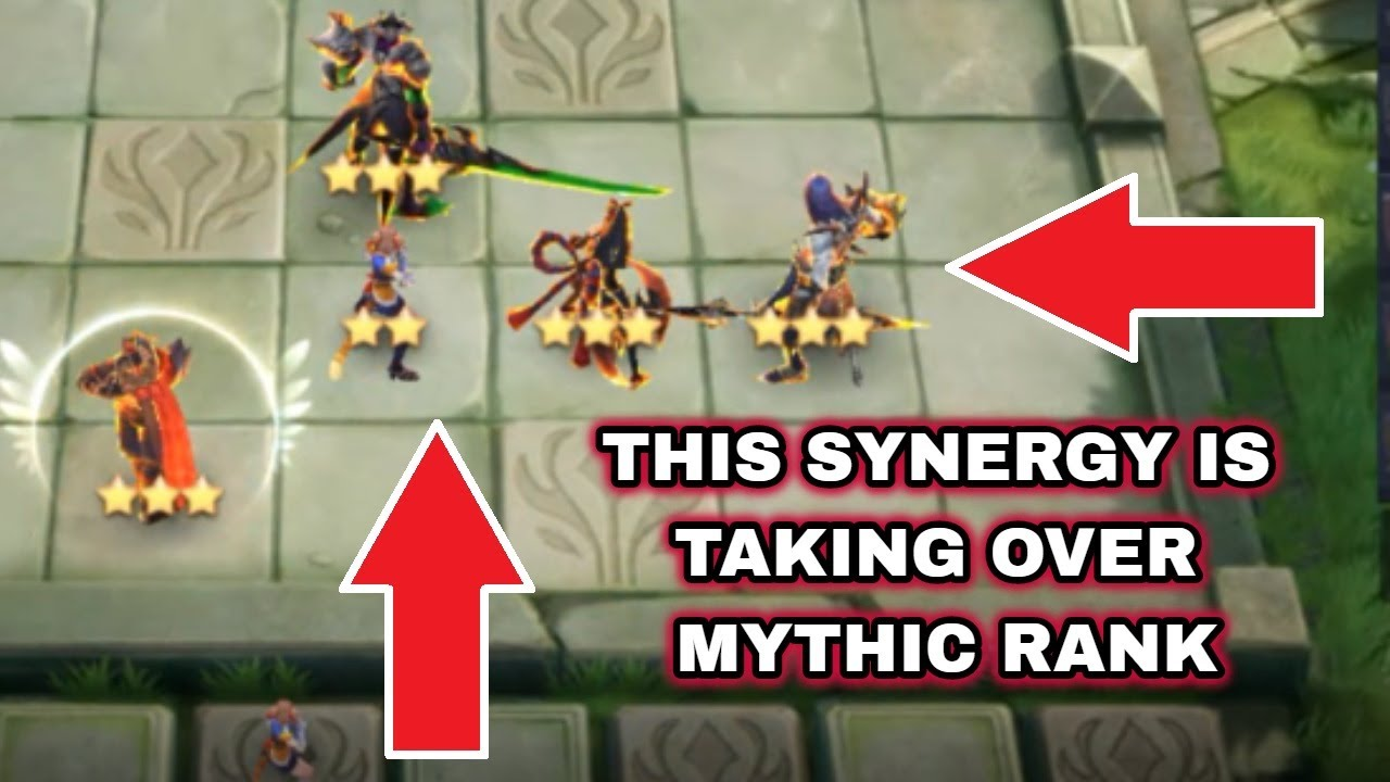 best reroll strategy - top magic chess synergy - mobile legends bang bang
