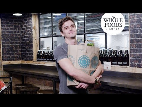 How Antoni Porowski Shops for Summer at Whole Foods Market