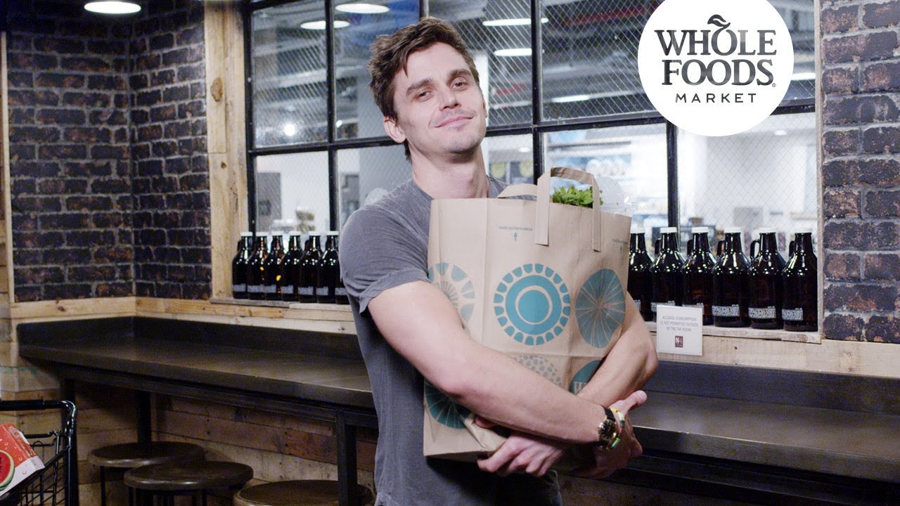 How Antoni Porowski Shops for Summer at Whole Foods Market ...