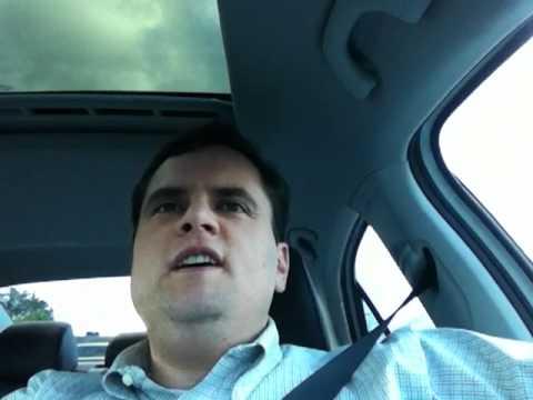2011 Volkswagen Jetta Drive to Chattanooga VW Plant-Steve White VW-Greenville SC (Part 4)
