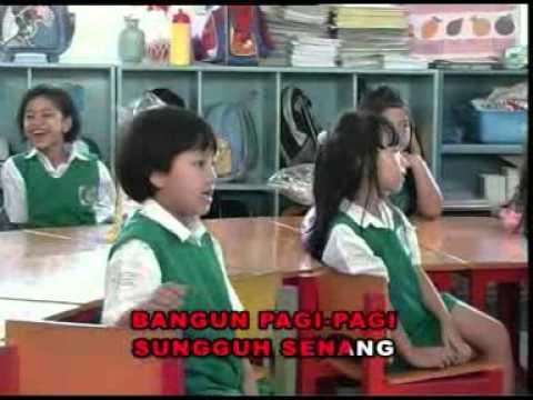 Lagu Anak Indonesia (1234) belajar berhitung