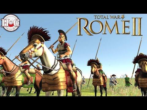 Pergamon vs Suebi - Total War Rome 2 Online Battle Video 395