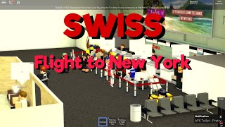 ROBLOX - SWISS - Voler vers New York