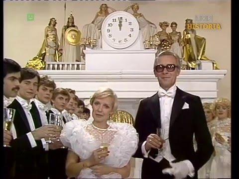 Jan Suzin i Edyta Wojtczak: Sylwester 1979/1980 i życzenia noworoczne