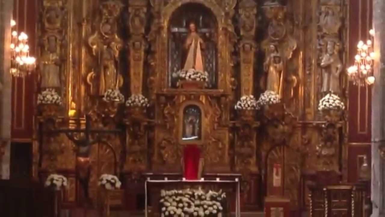 Parroquia De San Cosme Y Damian Df