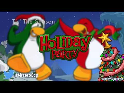 CLUB PENGUIN CHRISTMAS SONGS