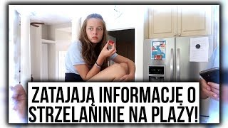 Zatajają informacje o strzelaninie na plaży!/ Życie w USA