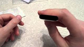 как открыть apple remote для замены батарейки