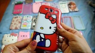 Samsung Galaxy S3 case collection!