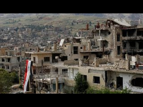 Syria, Russia condemn US strikes on pro-Syrian gov't forces