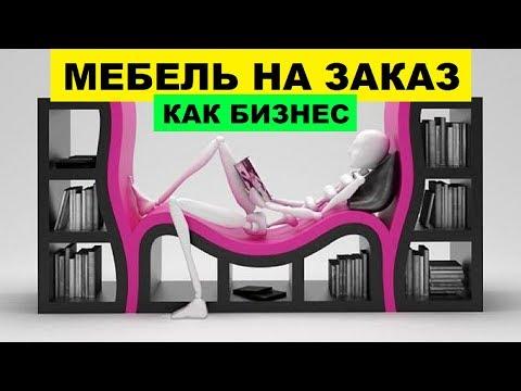 Изготовление мебели на заказ как бизнес идея