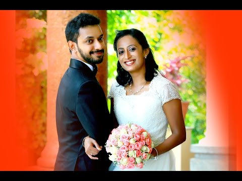 A TRADITIONAL KERALA CHRISTIAN WEDDING HIGHLIGHT IN TIRUVALLA - Dorette Stanly