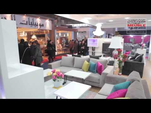 Salon du Meuble de Tunis 2015-Les salons et Salles de séjour