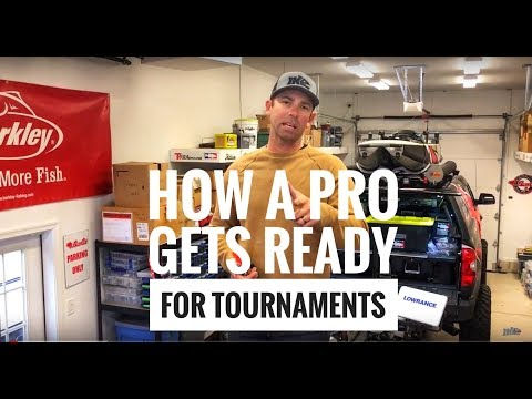 Ike In The Shop: Storage Preparation For Tournament Season
