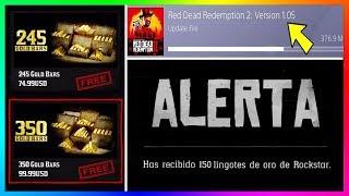 NO COMPRES LINGOTES DE ORO EN RED DEAD ONLINE HASTA SABER ESTO!