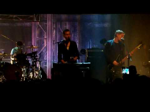 Editors - Last Day (Live @ Principal Club Theater, Thessaloniki, Greece, 15 - 04 - 10)