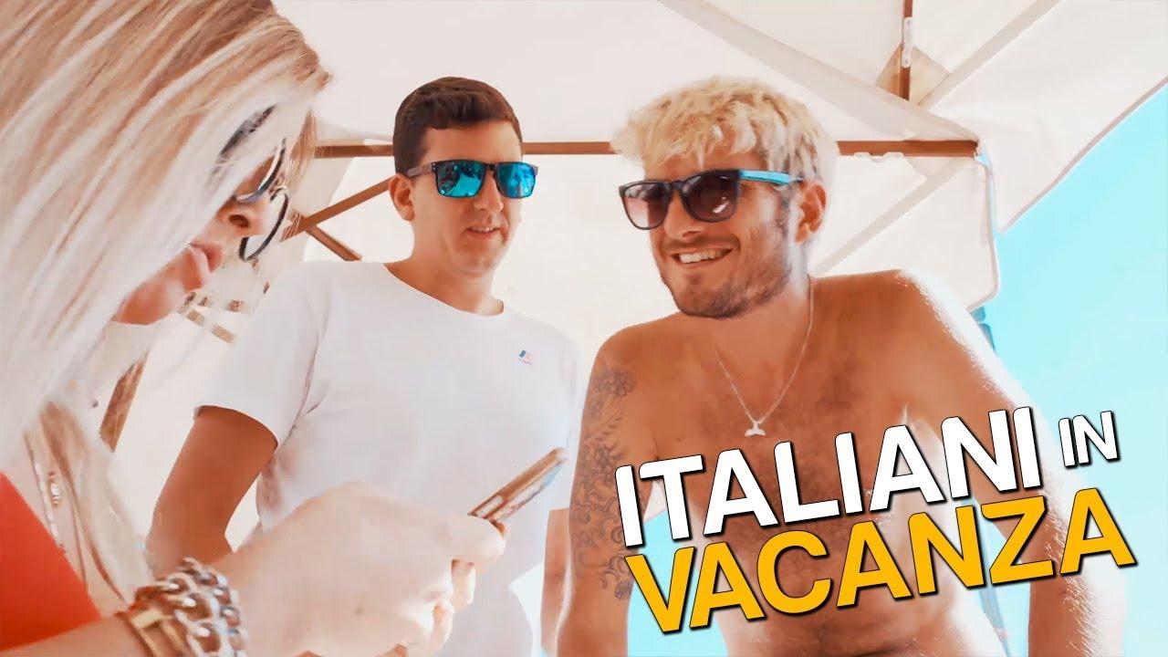 ITALIANI IN VACANZA | Dovado