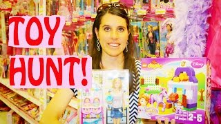 Toy Hunt Frozen TOBY Toy Hunting Shopping Target Disney Princess Surprise Minions Baby Alive