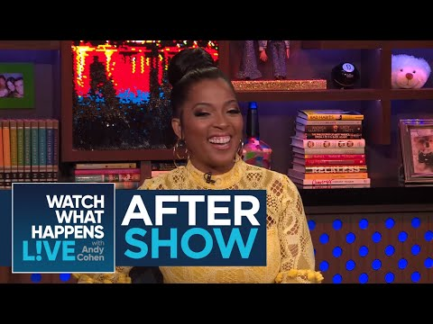 After Show: Dr. Contessa Metcalfe's Navy Background | WWHL