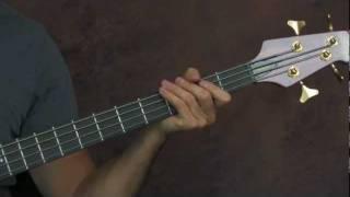 free bass guitar lesson carry on my wayward son kansas part  2