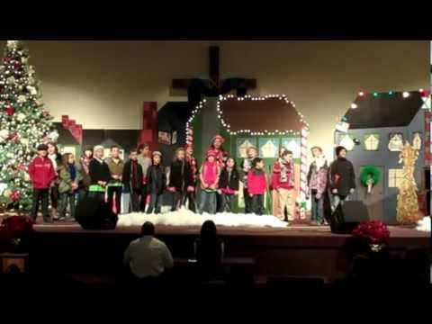 2012 Children's Christmas Performance -- Miracle on Mainstreet