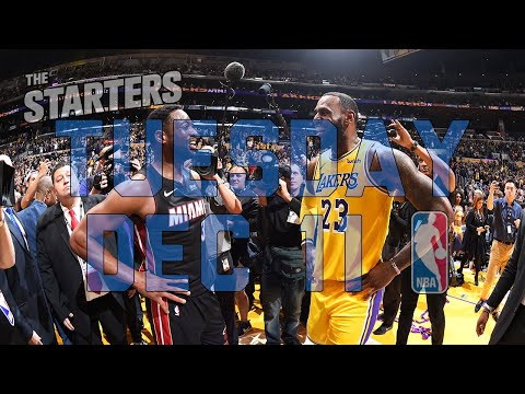 NBA Daily Show: Dec. 11 - The Starters
