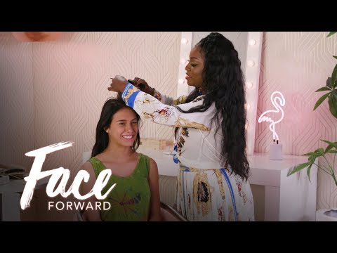 Is This Kendall Jenner Makeover Runway Worthy? | Face Forward | E! News