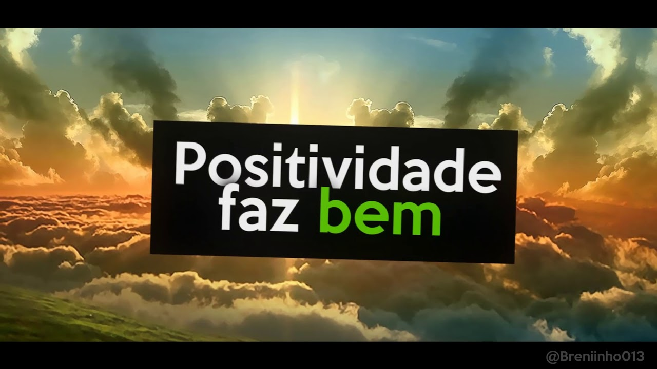 Gaab Positividade Lyric Video