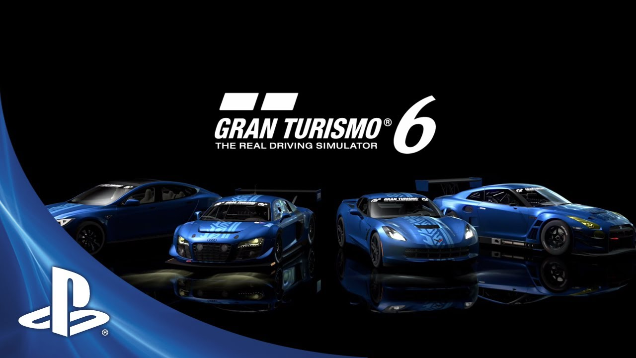 gran turismo 6 anniversary edition ps3 ab 49 90 preisvergleich bei. Black Bedroom Furniture Sets. Home Design Ideas