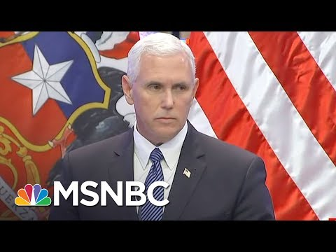 Mike Pence Fundraising Not Going To Own Lawyer, But Is Helping Junior | Rachel Maddow | MSNBC