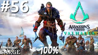Zagrajmy w Assassin's Creed Valhalla PL (100%) odc. 56 - Pochodnia w mroku