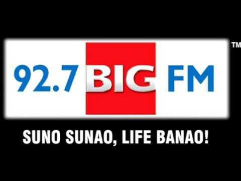 Music Promo, BIG 92.7 FM, September, 2008, Allahabad